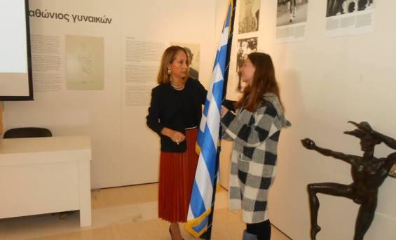 Με μεγάλη λαμπρότητα οι μαθητές και οι καθηγητές του Λυκείου Μαραθώνος τίμησαν με γιορτή μνήμης την Εθνική Επέτειο της 28ης