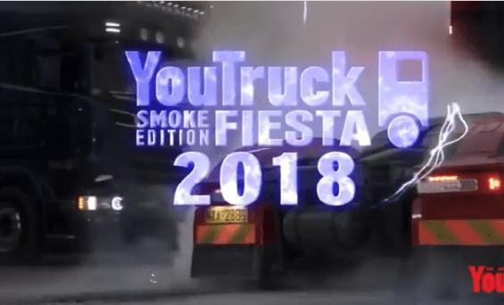 6ο YouTruck Fiesta 13 & 14 Οκτωβρίου 2018
