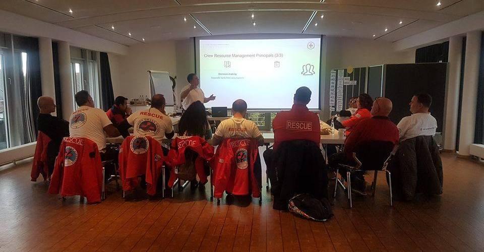 Ελληνες Εθελοντες σε εκπαιδευτικό πρόγραμμα που πραγματοποιήθηκε στην Βρέμη της Γερμανίας