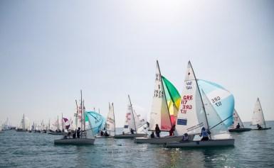 Τα «αστέρια» της ιστιοπλοΐας στο Sailing Marathon