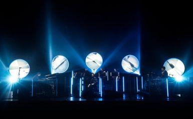 Μουσική χημεία!Jazz, rock, electro, classical σε ένα ονειρικό οπτικοακουστικό σόου