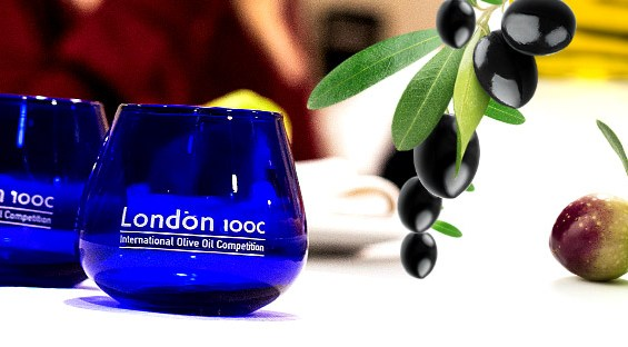 The London meets the Olive oil!!! The unique olive oil competitions in the heart of Europe