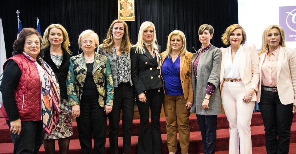 Ανακοινώθηκαν τα επόμενα βήματα για την υποστήριξη των γυναικών στο επιχειρείν, στο πλαίσιο των αποτελεσμάτωνπανελλήνιας διαβούλευσης.