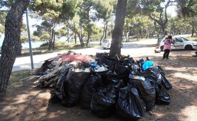 Lets Do it Greece 2019 – Εθελοντικός καθαρισμός δάσους Φανερωμένη