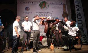 Με την εντυπωσιακή τελετή έναρξης άνοιξε και επίσημα η αυλαία του 4ου Μαραθώνιου Κρήτης