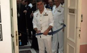 """Ο Α/ΓΕΝ Έδωσε το """"παρών"""" Στο πλαίσιο έναρξης των εορταστικών εκδηλώσεων του Πολεμικού Ναυτικού με την επωνυμία """"Μέγα το της Θαλάσσης Κράτος"""""""