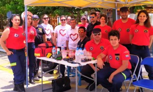 Ομάδα Διάσωσης Εύβοιας – Rescue Team 312στο πλευρό του Αγαπώ & Πράττω/Agapw & Prattw
