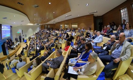 Περισσότεροι από 830 συμμετέχοντες από 21 χώρες και 35 εκθέτες από κάθε τομέα δραστηριότητας του θαλάσσιου τουρισμού έδωσαν δυναμικό «παρών» στο 5ο Posidonia Sea Tourism Forum