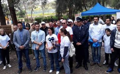 47000εθελοντές συμμετείχαν στην εθελοντική εκστρατεία Let's Do It Cyprus