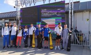 Καλές οι εμφανίσεις της νέας γενιά στα Ευρωπαϊκά Πρωταθλήματα κάνοε και καγιάκ