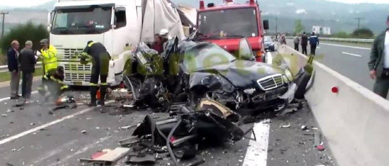 Στατιστικά στοιχεία τροχαίων ατυχημάτων και παραβάσεων κατά το μήνα Ιούνιο