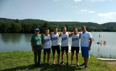 Ικανοποιητική ήταν η αγωνιστική παρουσία των νεαρών Ελλήνων αθλητών μας στα Παγκόσμια πρωταθλήματα κάνοε καγιάκ σπριντ