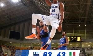Ονειρεμένη πρεμιέρα! 83-63 την Ιταλία η Εθνική Ομάδα
