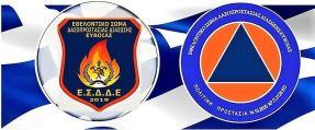 Εθελοντικο Σώμα Δασοπροστασίας Διάσωσης Ευβοίας σε πυρκαγιά εν ύπαιθρο στην περιοχή ανάμεσα Αμάρυνθος