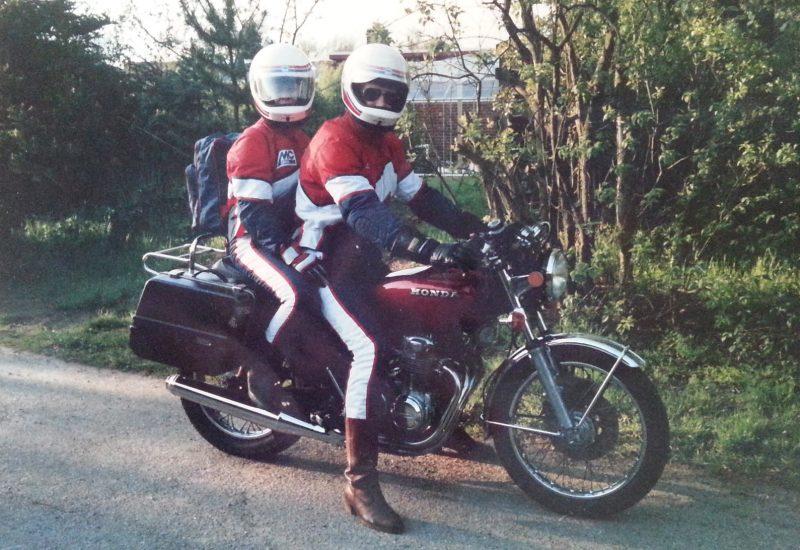motorcyklen