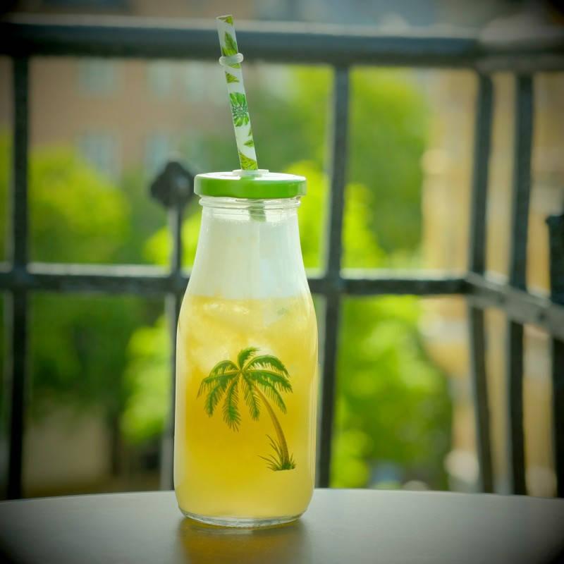 Tropisk sommerdrøm i en flaske