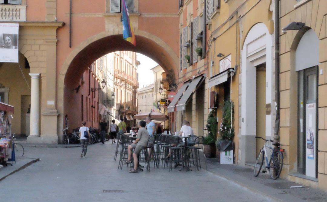 Café Europa.