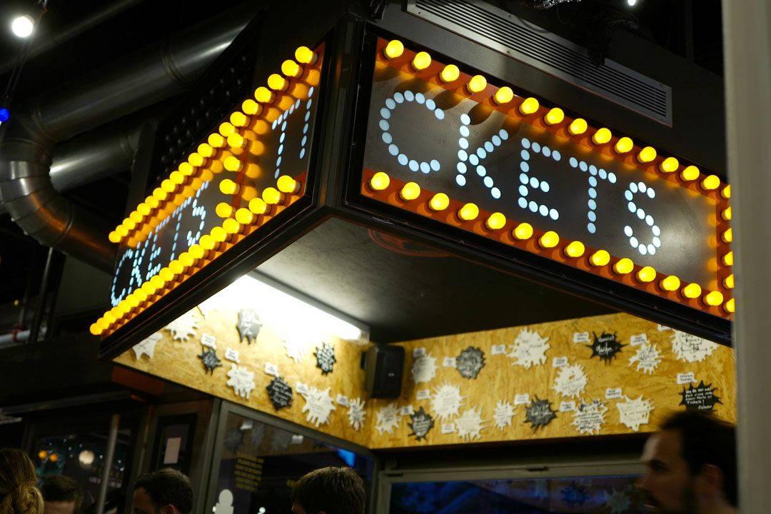 Tickets, Albert Adrià, Barcelona, Helleskitchen