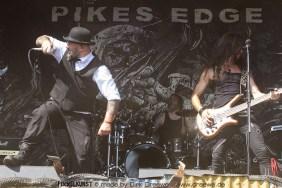 Pikes Edge live @ Wacken 2018