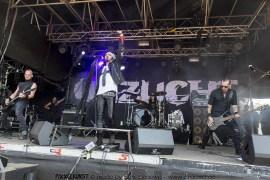 Unzucht live @ Wacken 2018