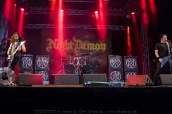 Night Demon live @ Wacken 2018