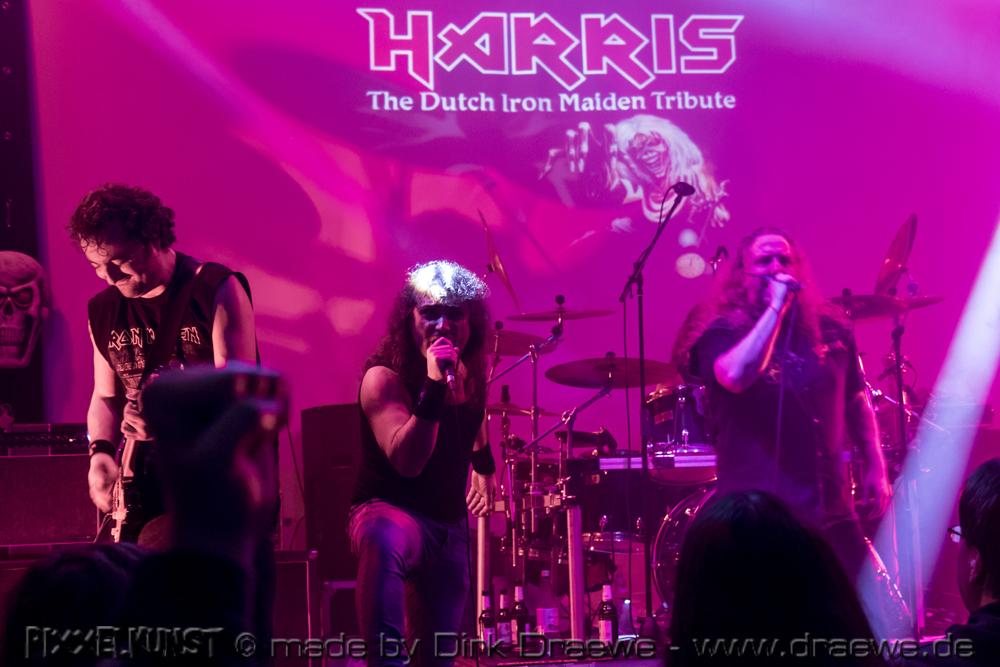 Harris live @ ResonanzWerk in Oberhausen