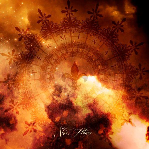 Terminate_Skies_Ablaze_Cover