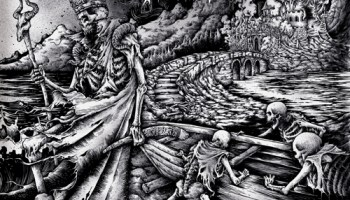 Deserted Fear Drowned By Humanity Hellfire Magazin