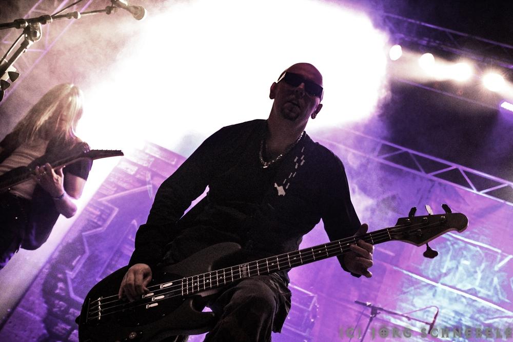 03.12.2016 – Darkness live @ Turbinenhalle Oberhausen Ruhrpott Metal Meeting