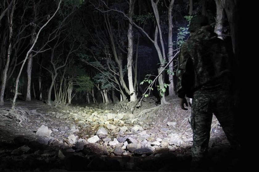 Military Flashlights
