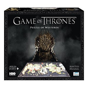 the iron throne puzzle game