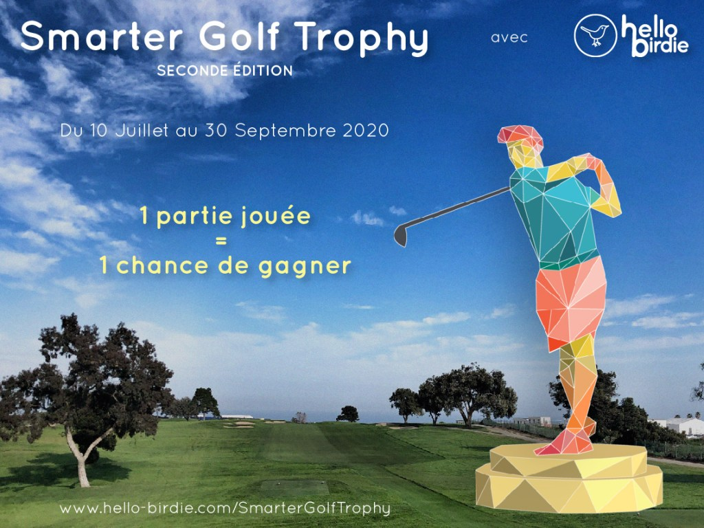 Smarter Golf Trophy