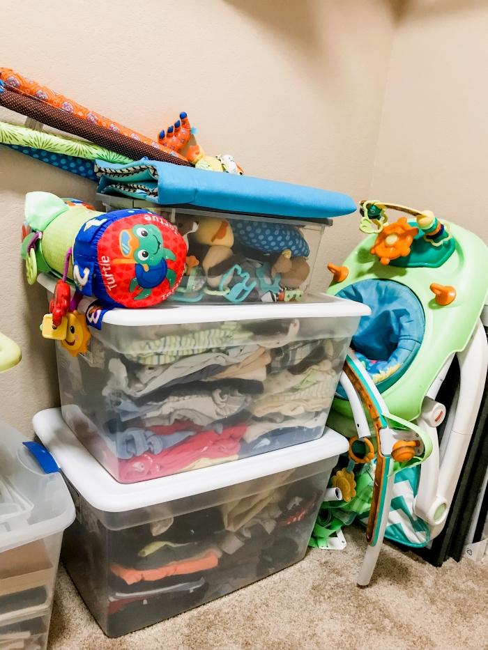 organizing kids toys for minimalists
