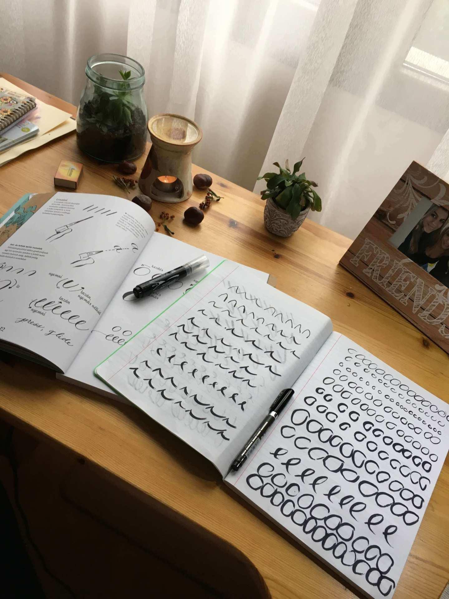hellolife-kalligrafia-gyakorlas