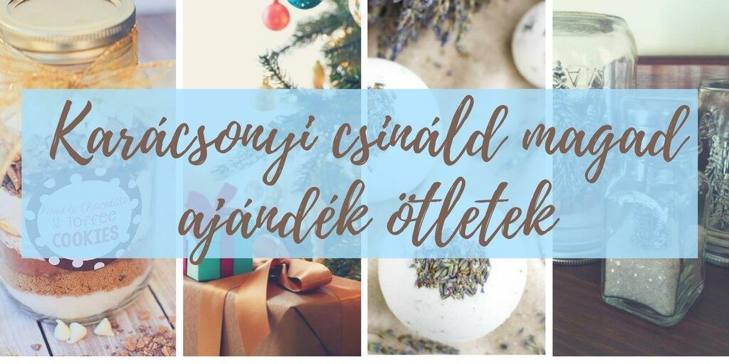 1739d5341d Karácsonyi csináld-magad ajándék ötletek | Stay Smart & Stylish