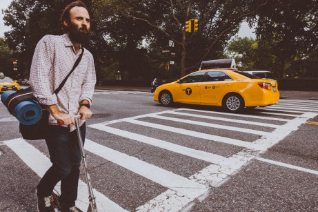 Central Park und Yellow Cab
