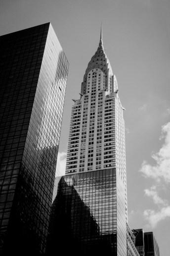 Chrysler Building in Manhattan