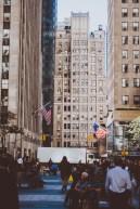 Eindruck von New York