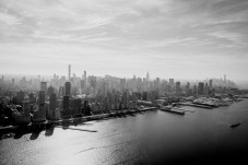Skyline von Manhattan, New York City