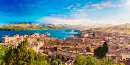 Insel Elba in der Toskana
