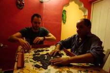 Spielen mit Kubanern