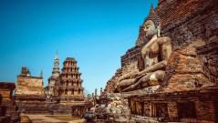 Tempelruinen von Sukhothai