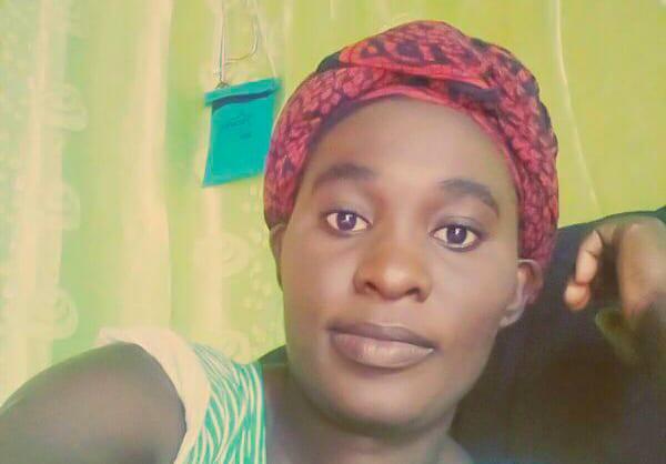 Matale, eine junge Frau aus Zambia