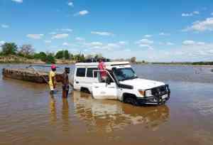 Kleiner Ausflug nach Mozambique