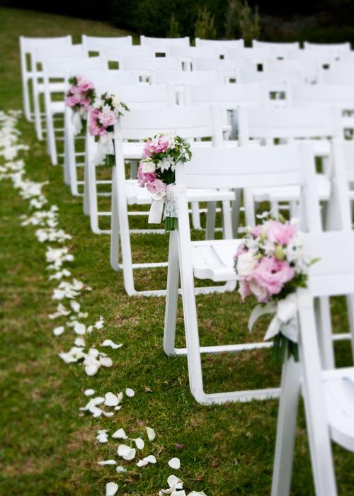 Ceremony Hello Blossoms Wedding Florist Mornington