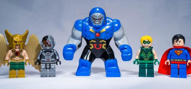 REVIEW LEGO 76028 – DC Comics – Darkseid Invasion
