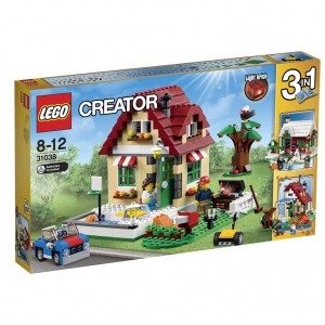LEGO Creator Changing Seasons (31038)