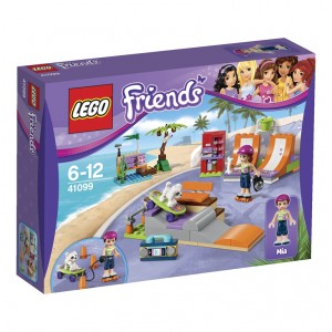 LEGO Friends Heartlake Skate Park (41099)