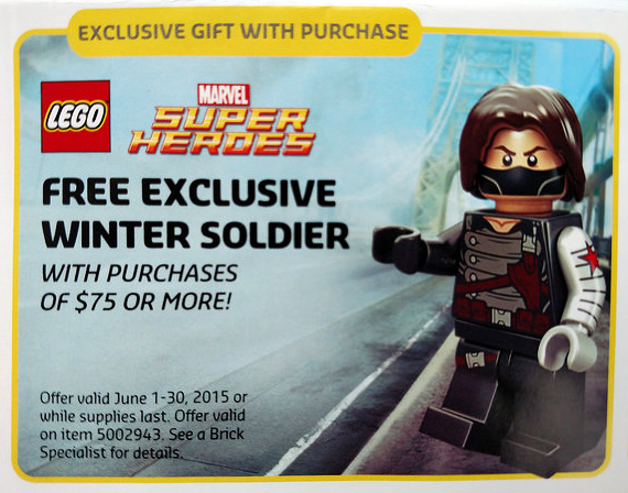 Winter Soldier Promo