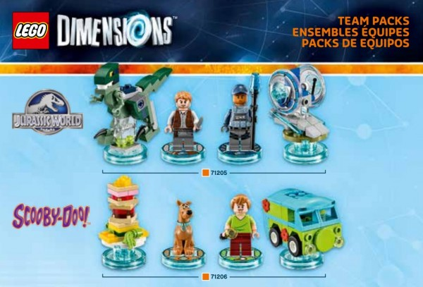 LEGO Dimensions Pack 1